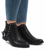 Женские ботинки на низком ходу, фото 1