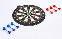 Мишень для игры в дартс магнитная двухсторонняя BL-6101 Baili 12in