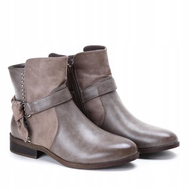 Качественные женские ботинки польские по супер цене