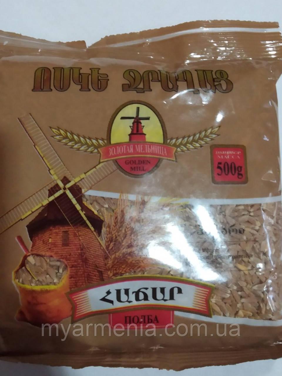 Крупа Ачар (Полба) купити. Вірменська крупа Ачар 0.5 kg