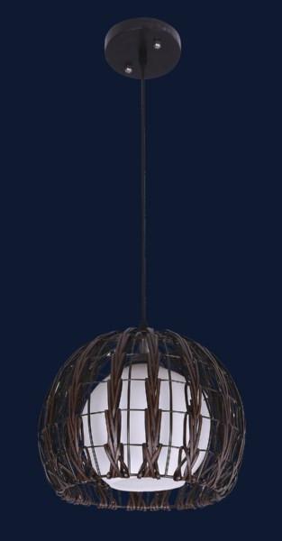 Люстра подвесная Levistella 7076092-1 коричневый