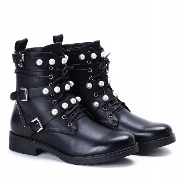 Молодёжные демисезонные качественные ботинки