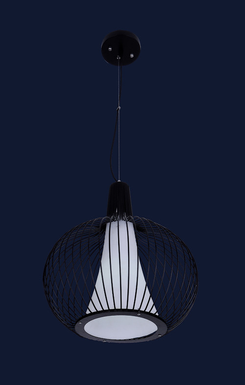 Люстра подвесная Levistella 7076380-1 черный