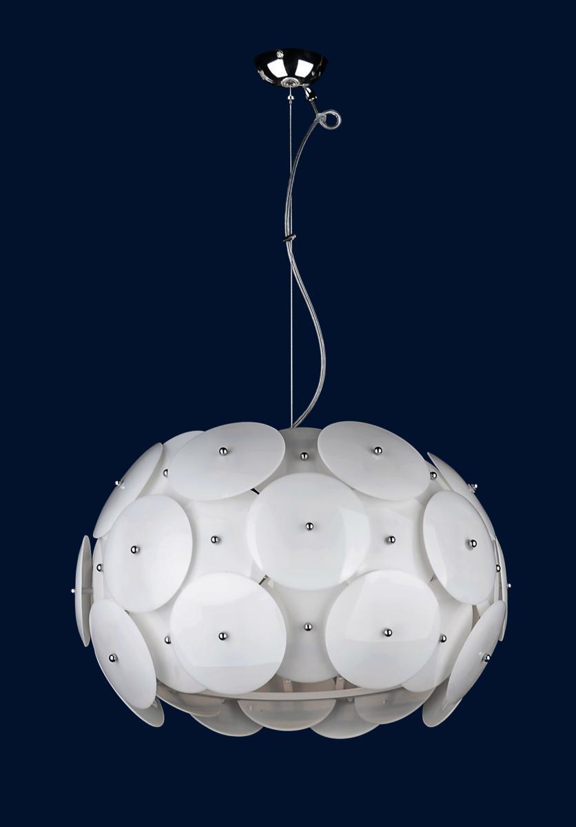 Люстра подвесная Levistella 7093109-3 белый