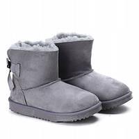 Женские удобные в носке угги на зиму, фото 1