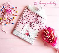 Детские подарочные наборы для новорожденных