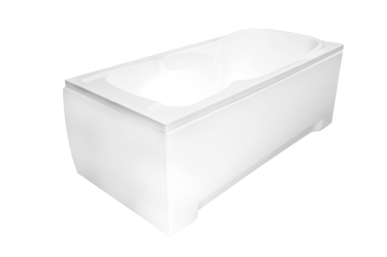 Прямоугольная ванна Besco PMD Piramida Majka Nova 160x70