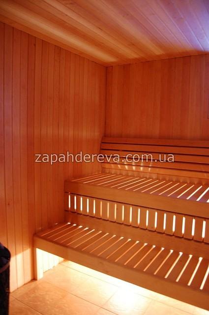Вагонка деревянная сосна, ольха, липа Горское