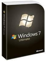 Операционная система Windows 7 Ultimate Russian DVD BOX (GLC-00263) поврежденная упаковка!