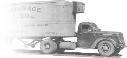 Thermo king в 1942 году разрабатывает портативный холодильный агрегат