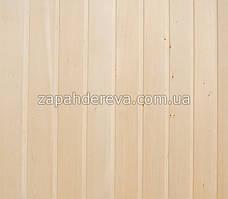 Вагонка деревянная сосна, ольха, липа Зоринск