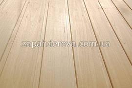 Вагонка деревянная сосна, ольха, липа Новоайдар