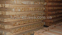 Вагонка деревянная сосна, ольха, липа Троицк