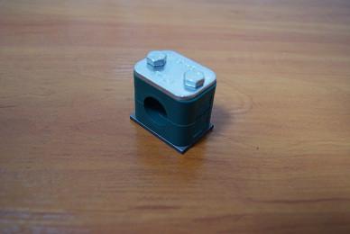 Скобы для крепления труб - RAPR, (Комплект) Легкая серия