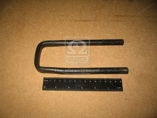 Стремянка рессоры задней УАЗ М14х1,5 L=185 без гайк. (пр-во Самборский ДЭМЗ) 469-2912408