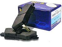 Колодки тормозные задние Hyundai Elantra, Accent, i30