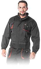 Куртка защитная Foreco REIS XXXL Серооранжевий, КОД: 182880