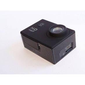 Водонепроницаемая спортивная экшн камера Kronos SJ4000 A7 Black Черный (par3107013), фото 2