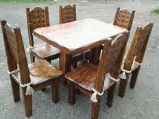 Мебель из дерева и прочая деревянная продукция 20