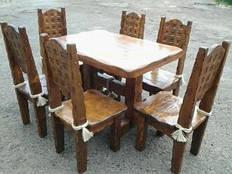 Мебель из дерева и прочая деревянная продукция 21