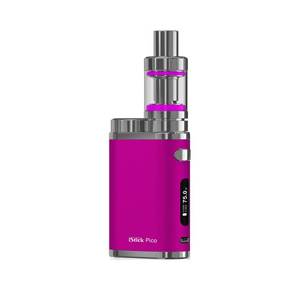 Стартовый набор Eleaf iStick Pico Pink (PC03)
