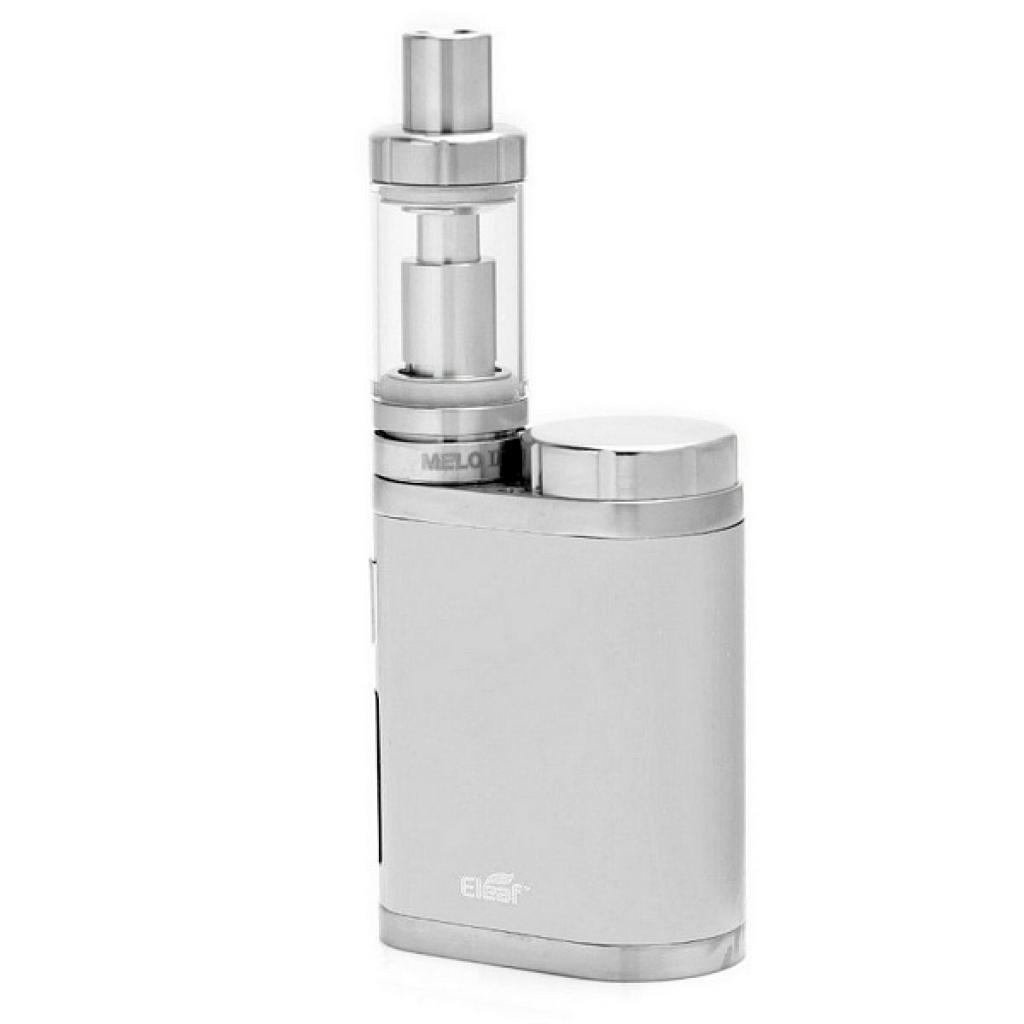 Стартовый набор Eleaf iStick Pico Mega MELO 3 Kit Silver