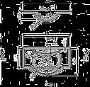 Раковина из литого камня Fancy Marble (Буль-Буль) Anna (1509101), фото 3