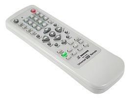 Универсальный пульт управления Janesong E 230 для DVD Серый (45384)