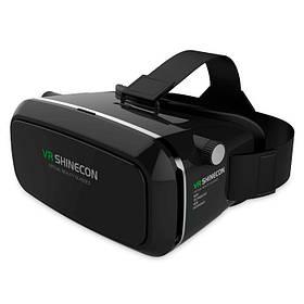 3D очки виртуальной реальности VR SHINECON 1991 с джойстиком (01-3252)