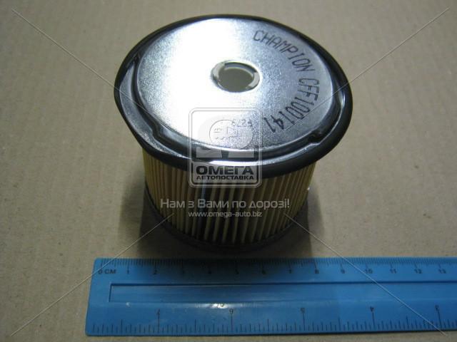 Фильтр топливный CITROEN /L141 (пр-во CHAMPION) CFF100141
