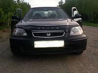 Дефлектор капота (мухобойка) HONDA Civic с 1995-2000 г.в.(европа)