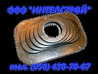 Уплотнитель резиновый верхний МАЗ 5440-3444275