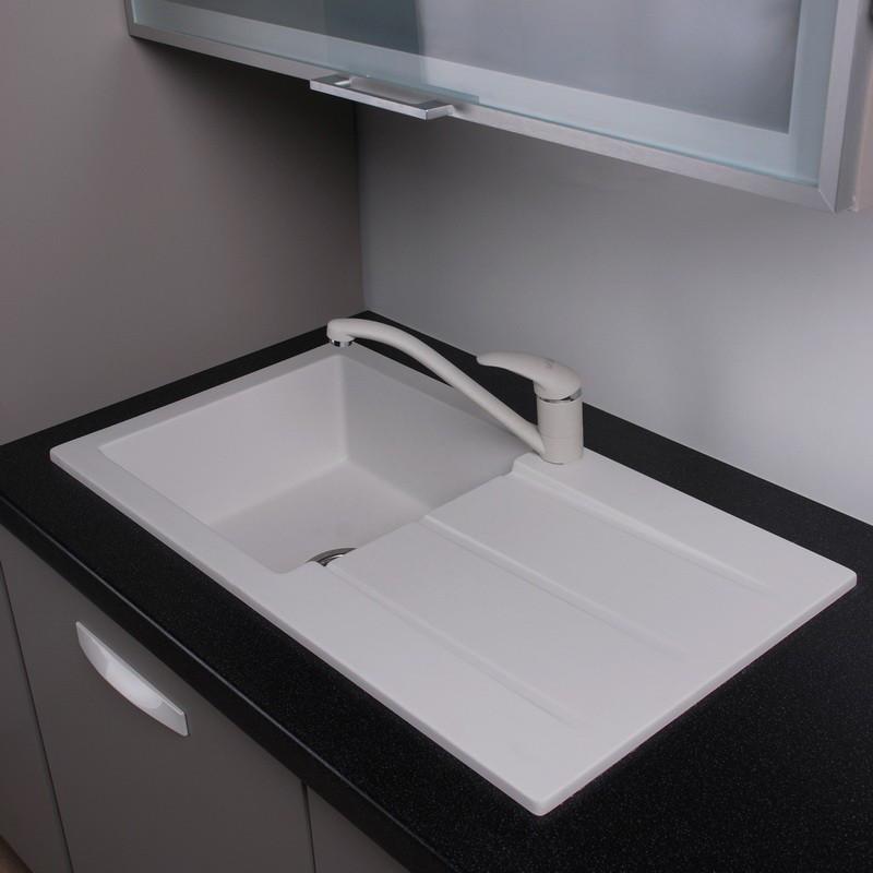 Кухонная мойка Fancy Marble Tennessee 106080001