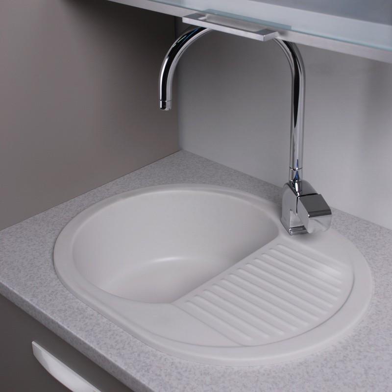 Кухонная мойка Fancy Marble Yuta 102060001