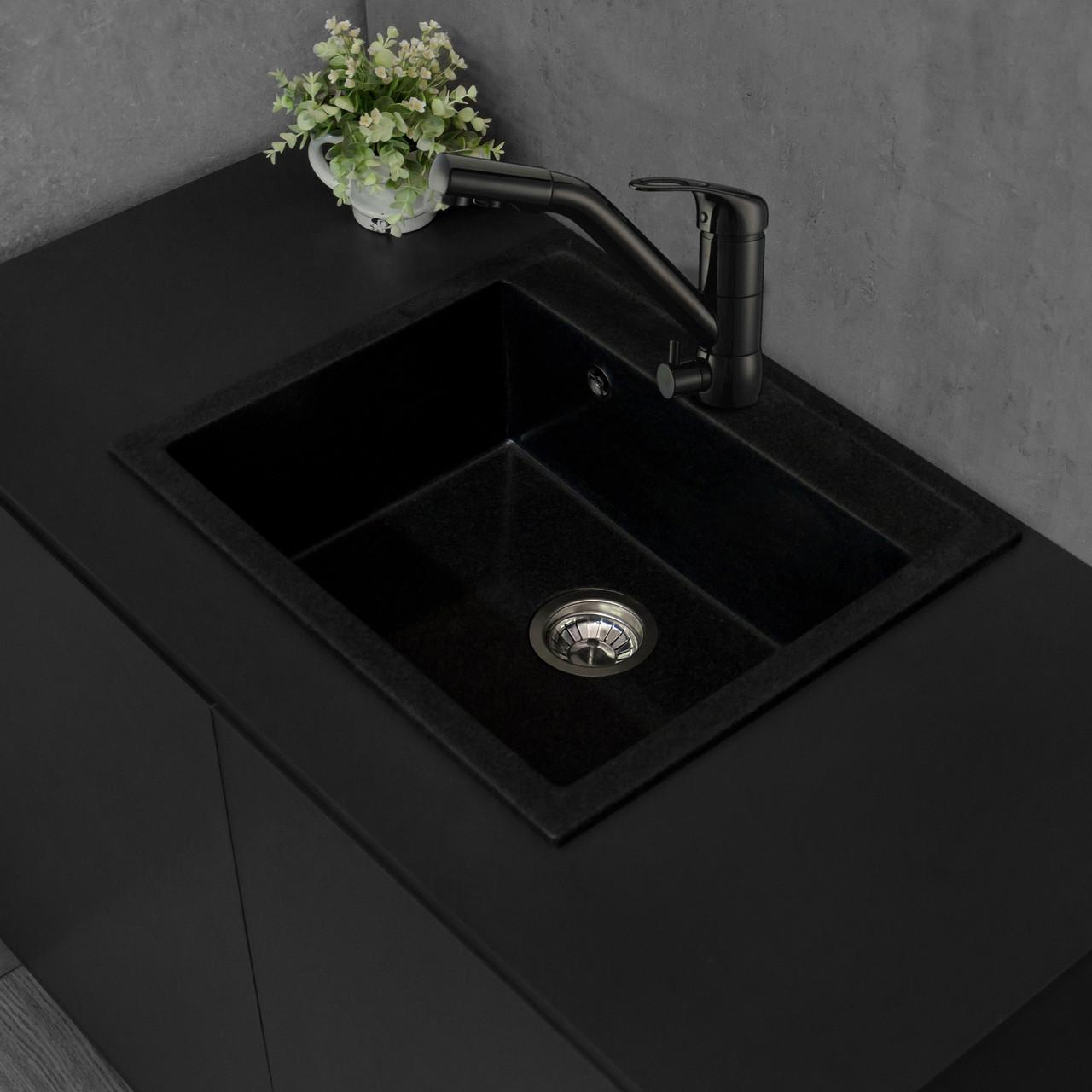 Кухонная мойка Fancy Marble Oregon 108060004