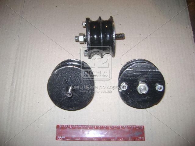 Подушка опоры двиг. ВАЗ передняя в сб. (пр-во ВРТ) 2101-1001000
