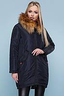 ЖЕНСКАЯ зимняя куртка с капюшоном  827