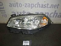 Фара левая Renault Megane II 03-06 (Рено Меган 2), 8200073220
