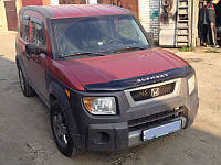 Дефлектор капота (мухобойка) HONDA Element (YH2) с 2003–2008 г.в.