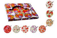 Набор для торта керамика 2 предмета S&T 3085
