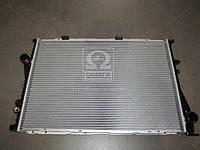 Радиатор охлаждения двигателя BMW 525TDS E39 MT/AT 95- (Van Wezel), 06002202