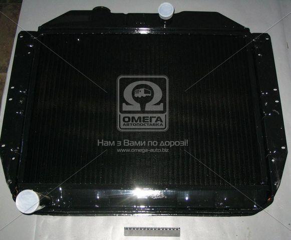 Радиатор водяного охлаждения ЗИЛ 130, 131 (3-х рядн.) (пр-во ШААЗ), 131-1301010-13