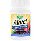 Nature's Way Alive!® Men's Energy Мультивитамины + минералы+ экстракты для мужчин, 50 таблеток, фото 2