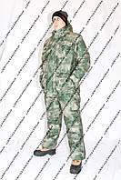 Зимний костюм для рыбалки или охоты Атака Зеленая -25С, фото 1