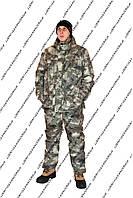 Зимний костюм для рыбалки или охоты -25С, фото 1