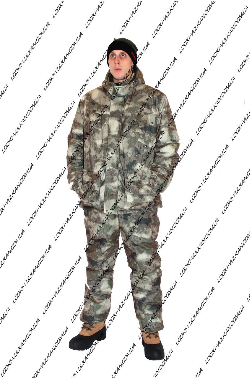 Зимний костюм для рыбалки или охоты -25С
