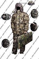 Новинка! Зимний костюм для охоты и рыбалки на суровую зиму, фото 1