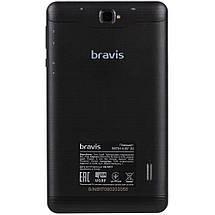 "Планшет 7"" Bravis NB754 Black 3G, фото 2"
