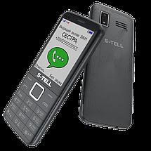 Мобильный телефон S-Tell S5-02 Black на 2 сим-карты, фото 3