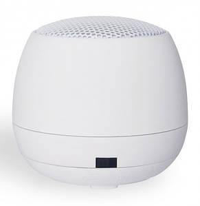 Колонка портативная 1.0 Gembird SPK-103-W White, 2 Вт, питание от аккумулятора